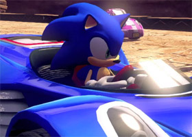 Sonic & All Stars Racing Transformed (19/11/2012)