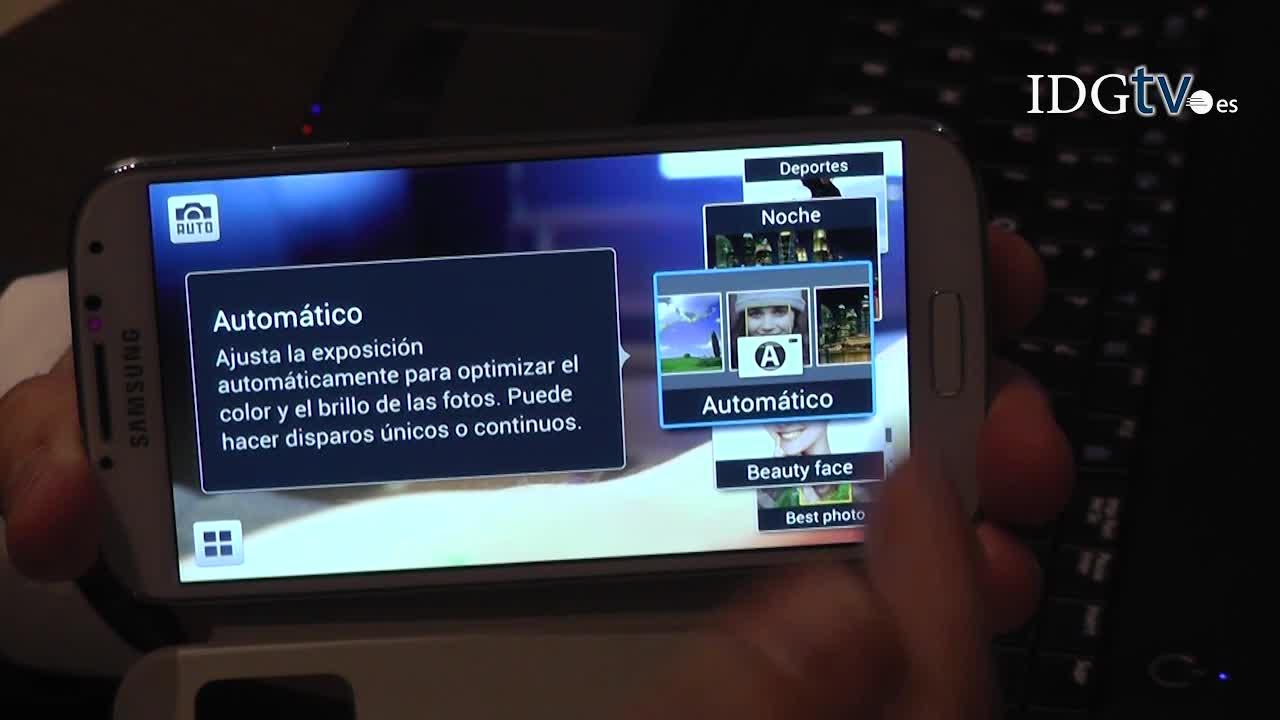 Samsung Galaxy S4: novedades de su cámara