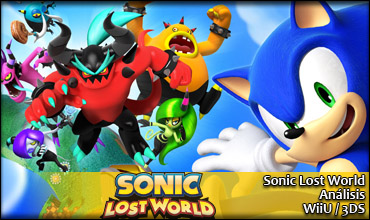 Sonic Lost World [Análisis]