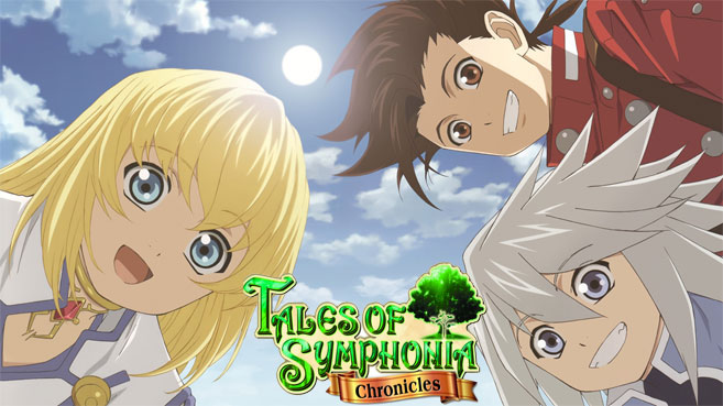 Tales of Symphonia Chronicles - Avance