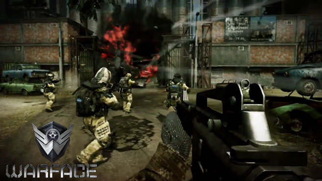Ya está disponible la beta de Warface Xbox 360 Edition
