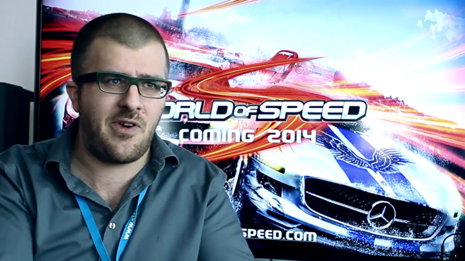 World of Speed - Entrevista