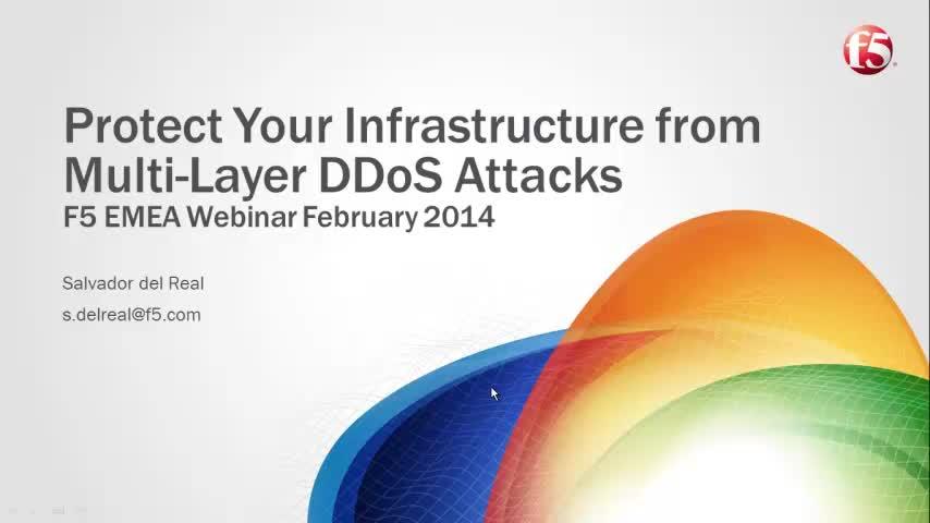 Cómo proteger la infraestructura TI frente a ataques DDoS