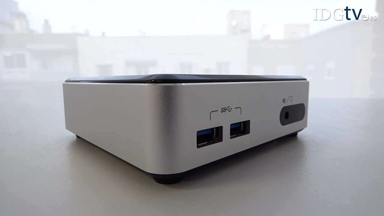 Intel NUC: an�lisis visual