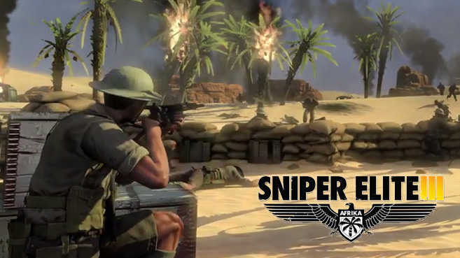 Sniper Elite 3, nuevo video de los desarrolladores