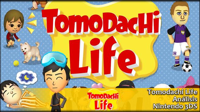 Vídeo análisis de Tomodachi Life