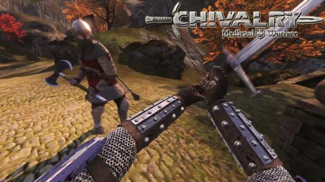 Chivalry Medieval Warfare, el exitoso juego de PC llegará a Xbox 360 y PS3