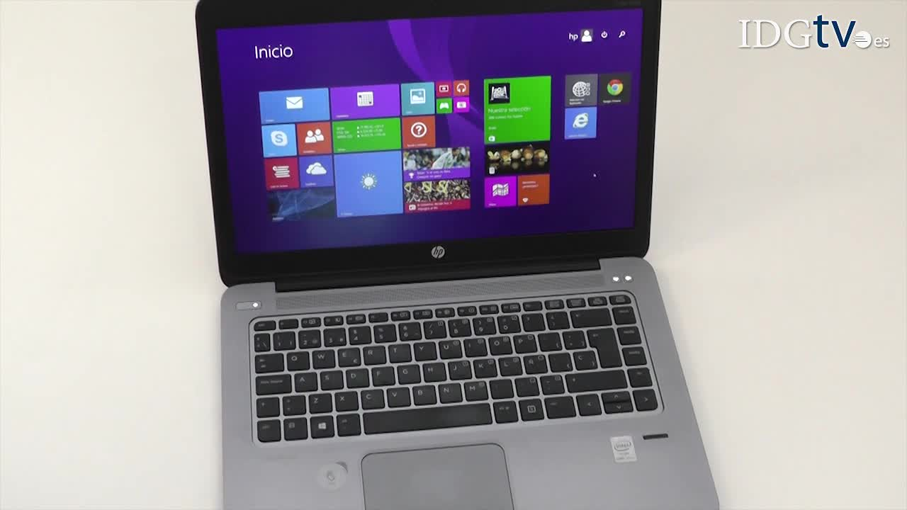 HP EliteBook Folio 1040 G1: An�lisis y rendimiento