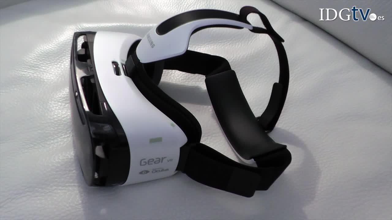 Samsung Gear VR: cómo funcionan
