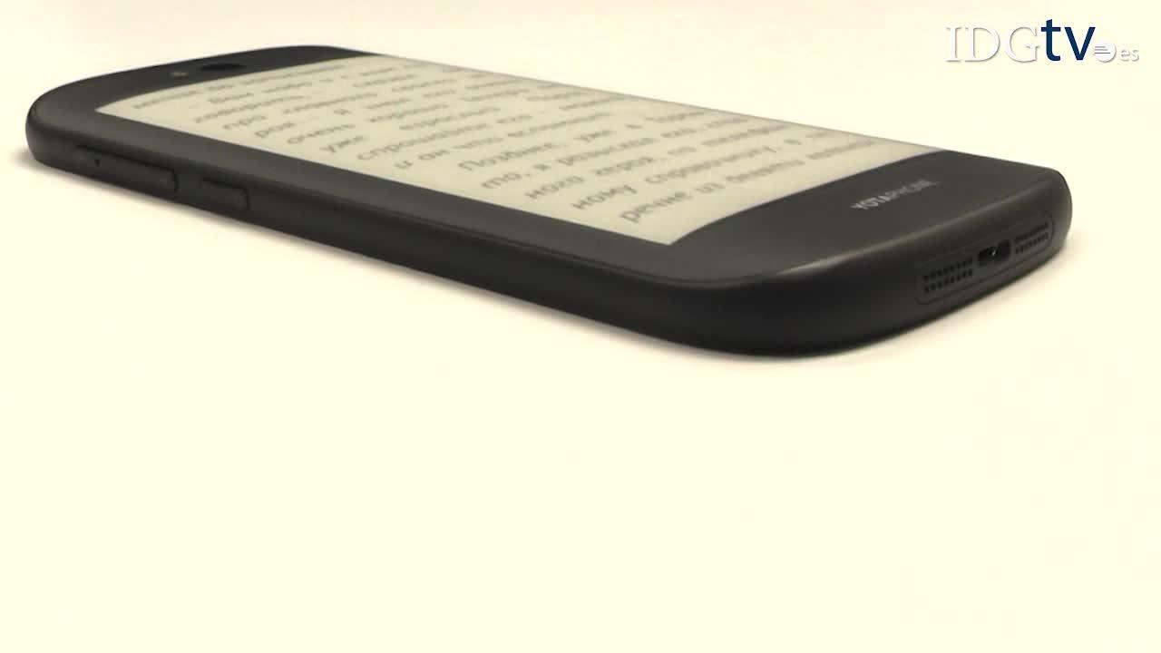 Yotaphone 2: an�lisis del m�vil de dos pantallas