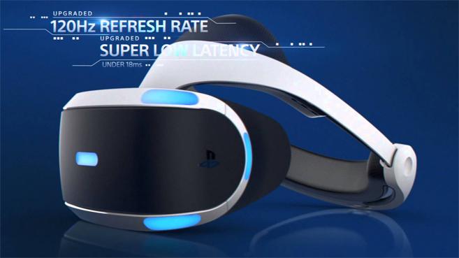 Desveladas las nuevas características de Project Morpheus para PS4