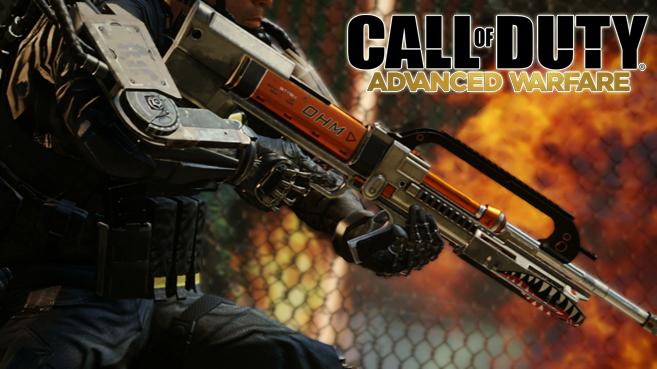Tráiler oficial de Call of Duty: Advanced Warfare Ascendance