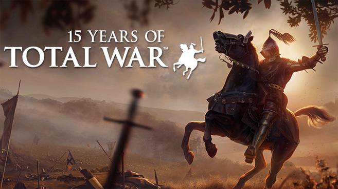 Total War cumple 15 años, no te pierdas su espectacular vídeo conmemorativo