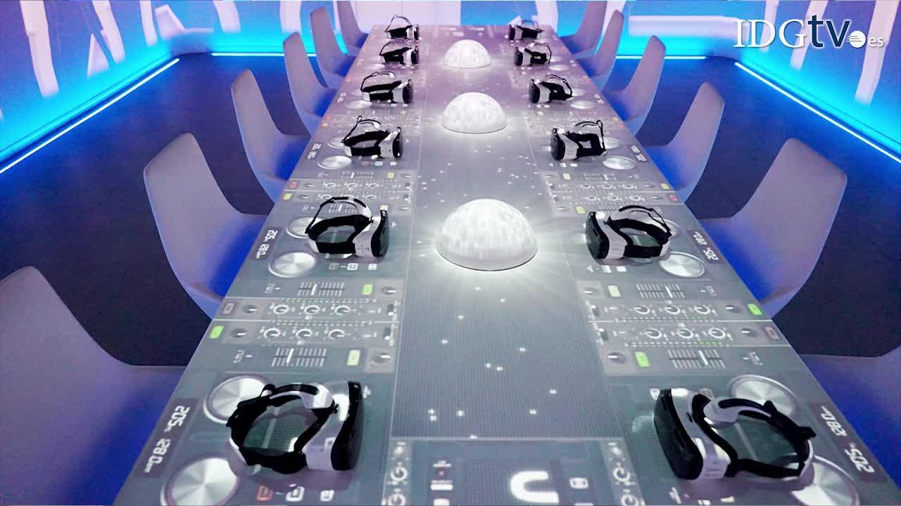 Sublimotion añade Gear VR a su experiencia gastronómica