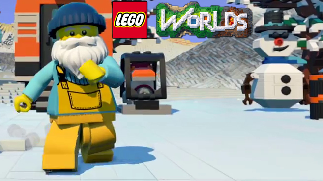 Anunciado LEGO Worlds, ya disponible en acceso anticipado