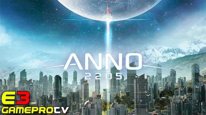 Ubisoft ha anunciado en la Electronic Entertainment Expo Anno 2205