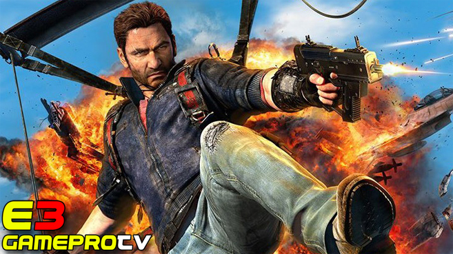 Trailer del E3, de Just Cause 3