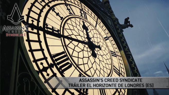El Horizonte de Londres, nuevo tráiler de Assassin