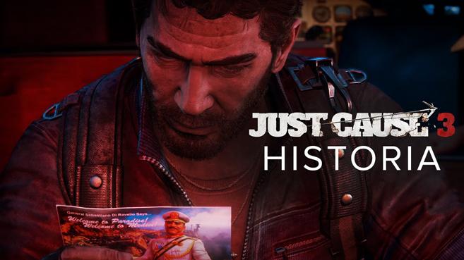 Las misiones y la historia de la explosiva acción de Just Cause 3 en un nuevo tráiler