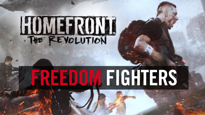 El modo Resistencia de Homefront: The Revolution en un nuevo vídeo