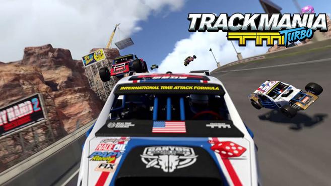 Ubisoft ha anunciado la fecha de lanzamiento de TrackMania Turbo