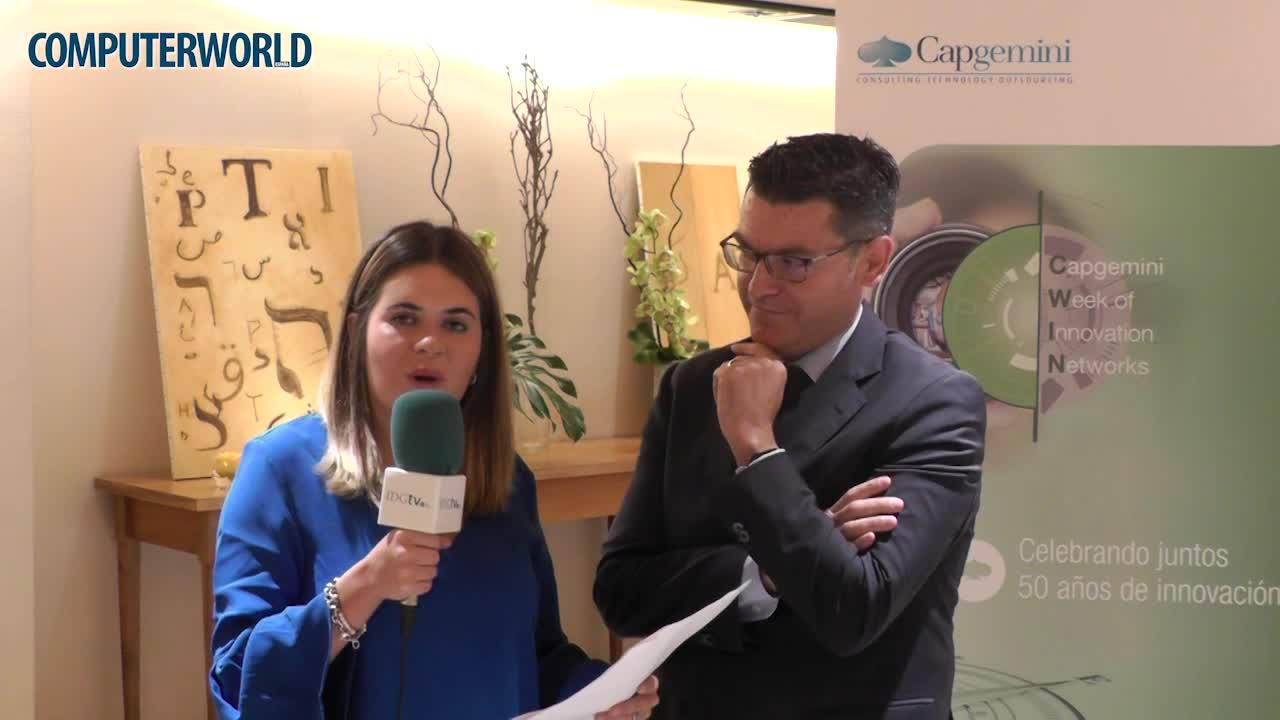 """Manuel Cid (Capgemini): """"Siempre hay que buscar el espacio de colaboración con clientes"""""""