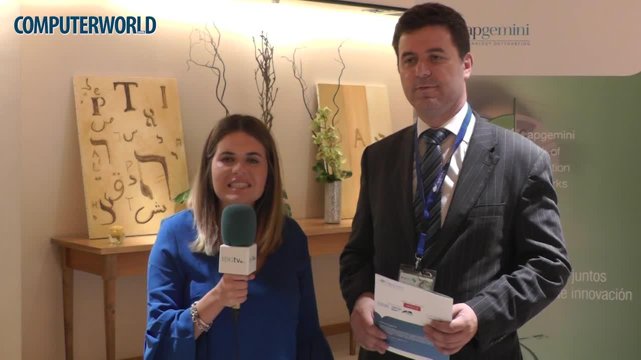 """Nuno Duarte (Capgemini): """"Innovation es acción, tenemos que aprender de nuevo"""""""