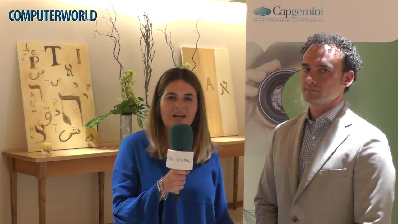 """Manuel López (SAP): """"Proponemos a nuestros clientes una linea de innovación verdaderamente diferencial"""""""