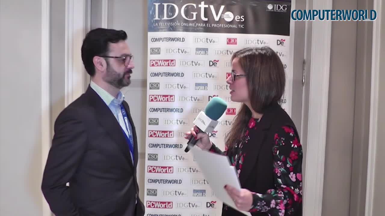 """José Luis Alonso (Kyocera): """"Ayudamos a las compañías a evolucionar e introducir tecnología fácil de usar"""""""