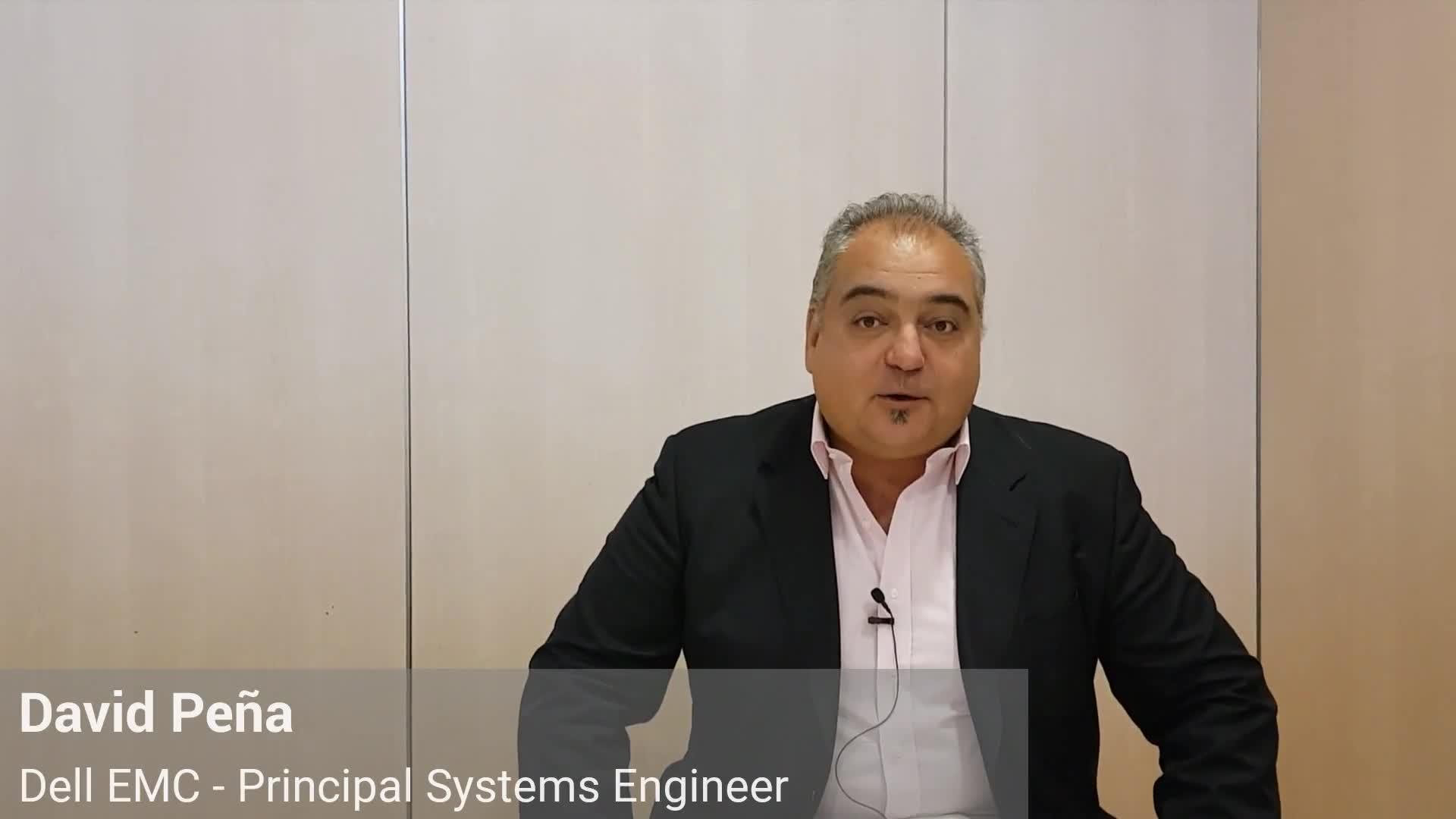 Cómo Dell EMC protege y almacena los datos con tecnología del futuro