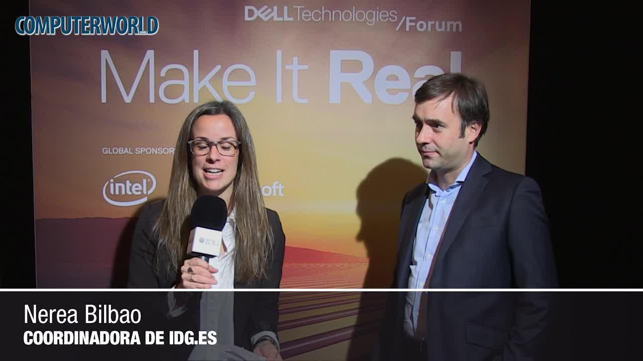 """Rafael Guardamino (Dell EMC): """"Los clientes buscan hacer time-to-market más cortos"""""""