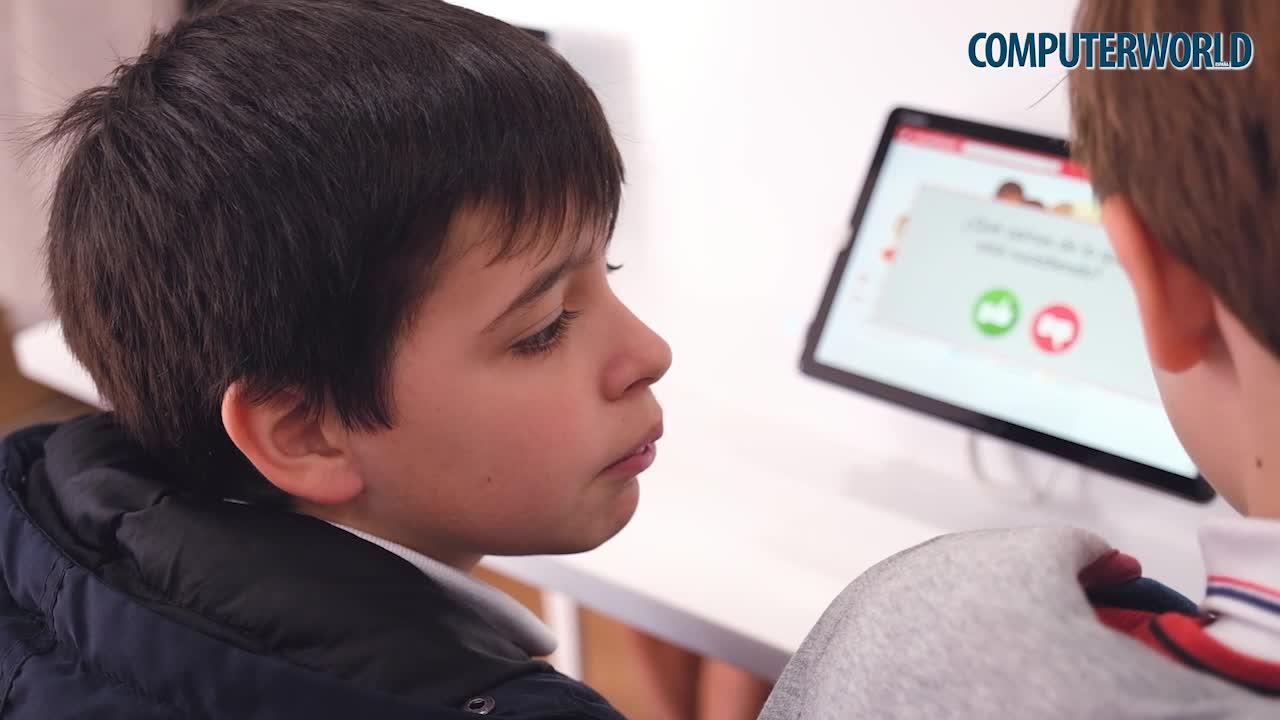 Smartbus, un proyecto pionero de educación digital en España