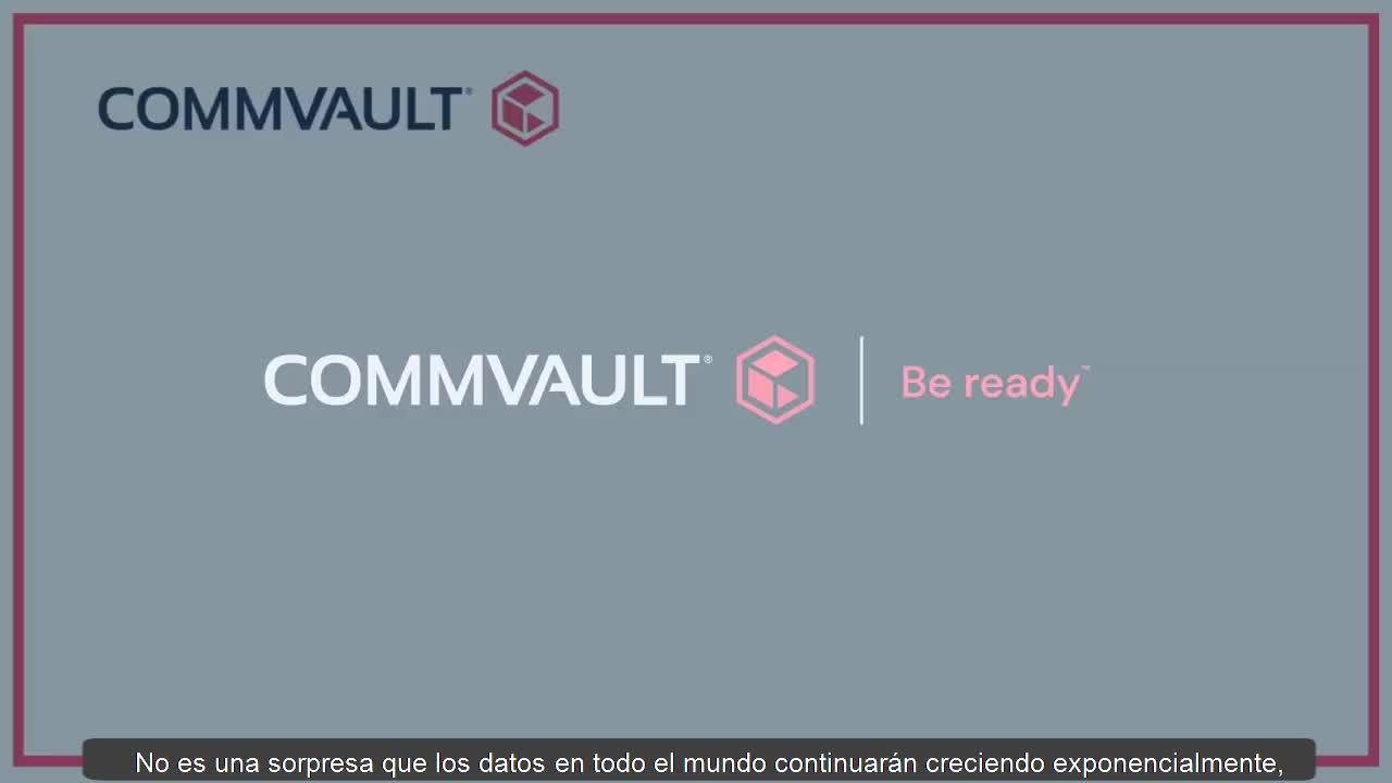 Reducir costes y optimizar tu almacenamiento con Commvault Activate