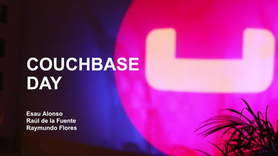 Couchbase Day Online España