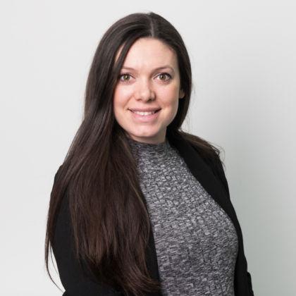 Rachel Barnes Client Services Manager