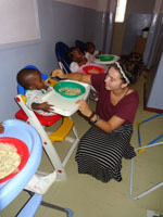 Erin Brennan Burke Volunteering Malawi 1