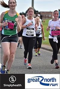 Great North Run Blog