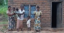 Outreach With Mrs Phiri In Malawi 5