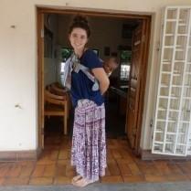 Erin Brennan Burke Volunteering Malawi 2