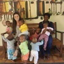 Erin Brennan Burke Volunteering Malawi 3