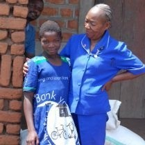 Outreach With Mrs Phiri In Malawi 3