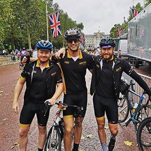 Ride100 Marcus Chapman Blog
