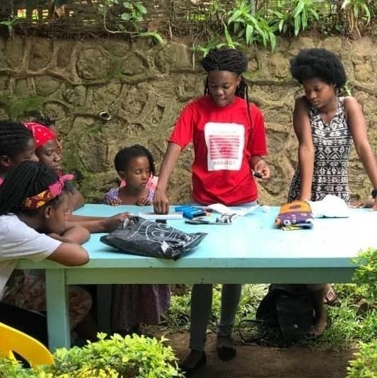 Girls empowerment Malawi