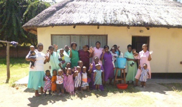 Mangochi Care Givers Residential Working Under Lockdown