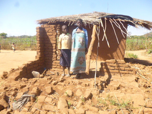 Atupele's house flood damage