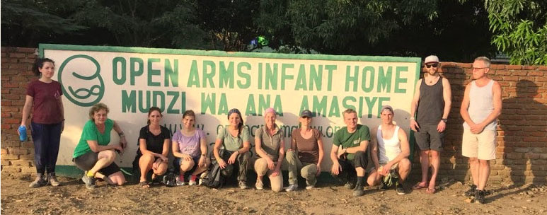 Volunteering Malawi