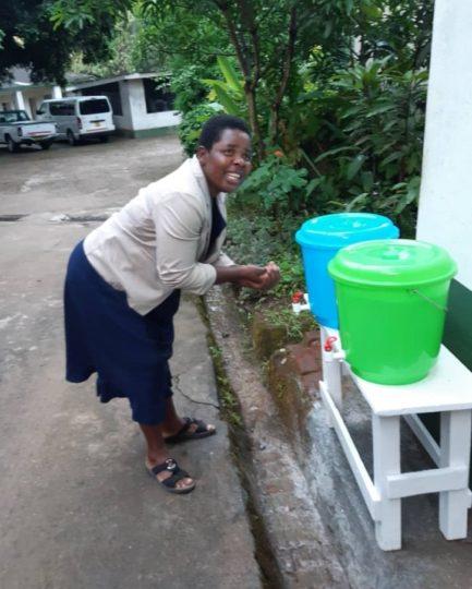 Annie Handwashing