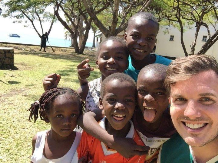 Graeme Volunteer Malawo