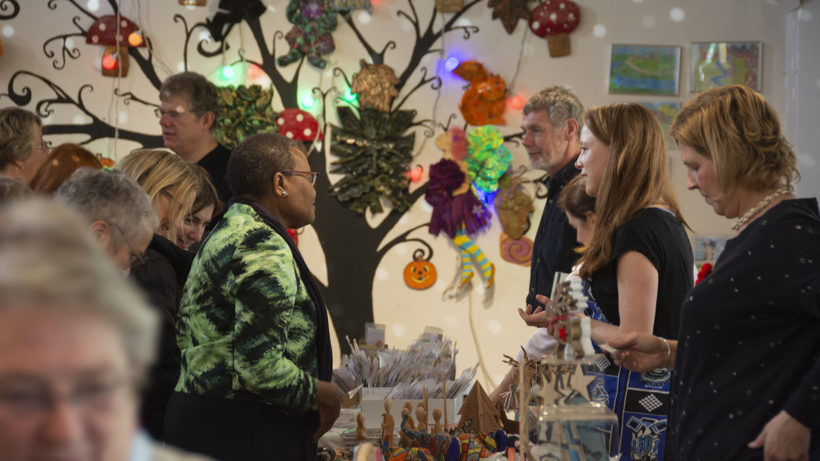 Ethical Christmas Shopping Event