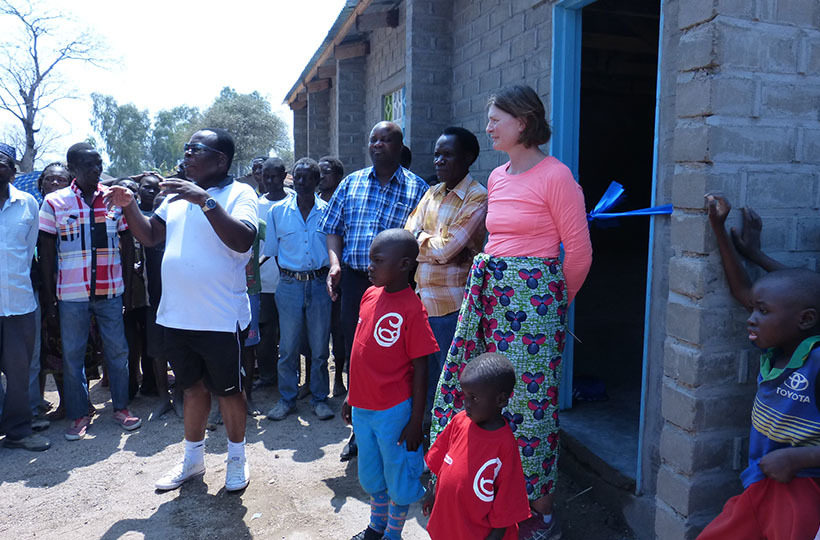 ​SMBC Aviation Capital commits to further three year financial support for Open Arms Malawi.